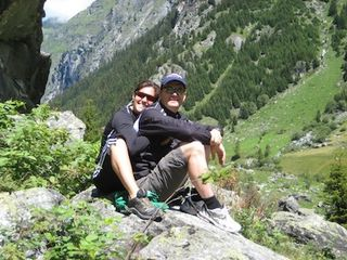Michelle and Jesper heaven