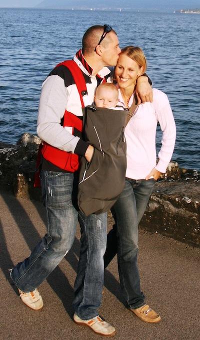Daniel, Eva, and Kaina Lake Geneva