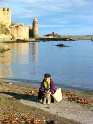Collioure 2, Jan.10, 2004