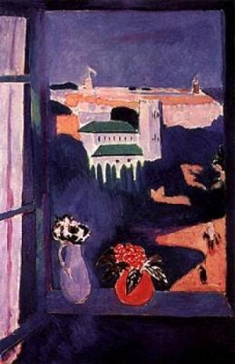 The_Window_Henri_Matisse